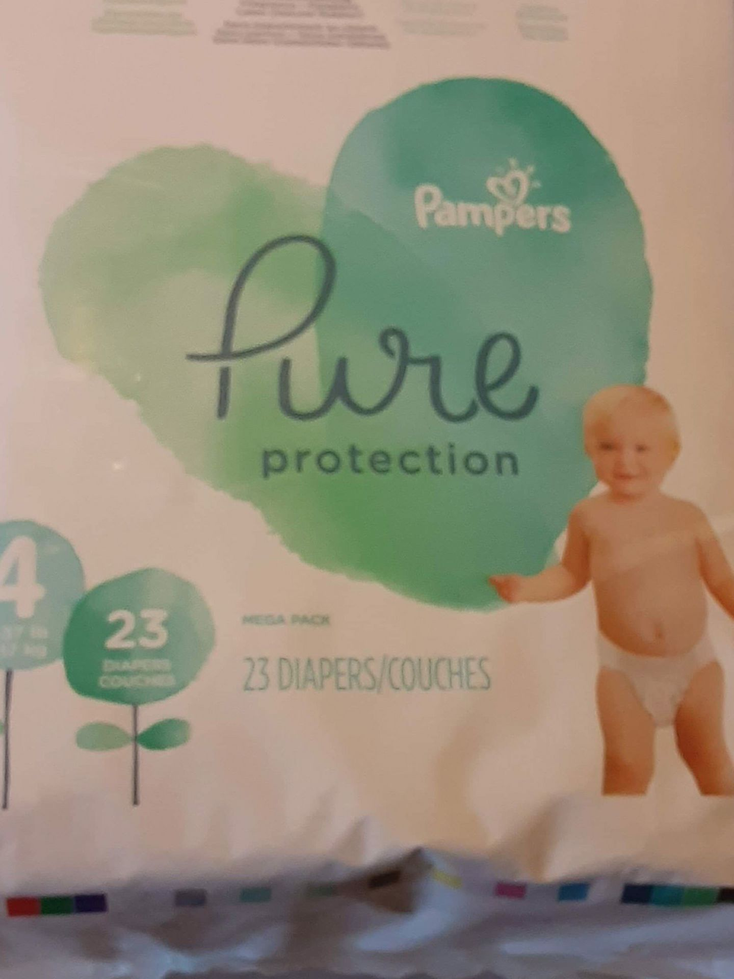 Pure Protection Pampers