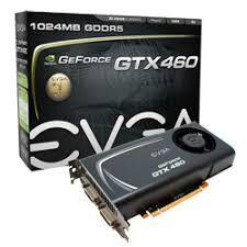 EVGA GTX 460 for Sale in Dallas, TX