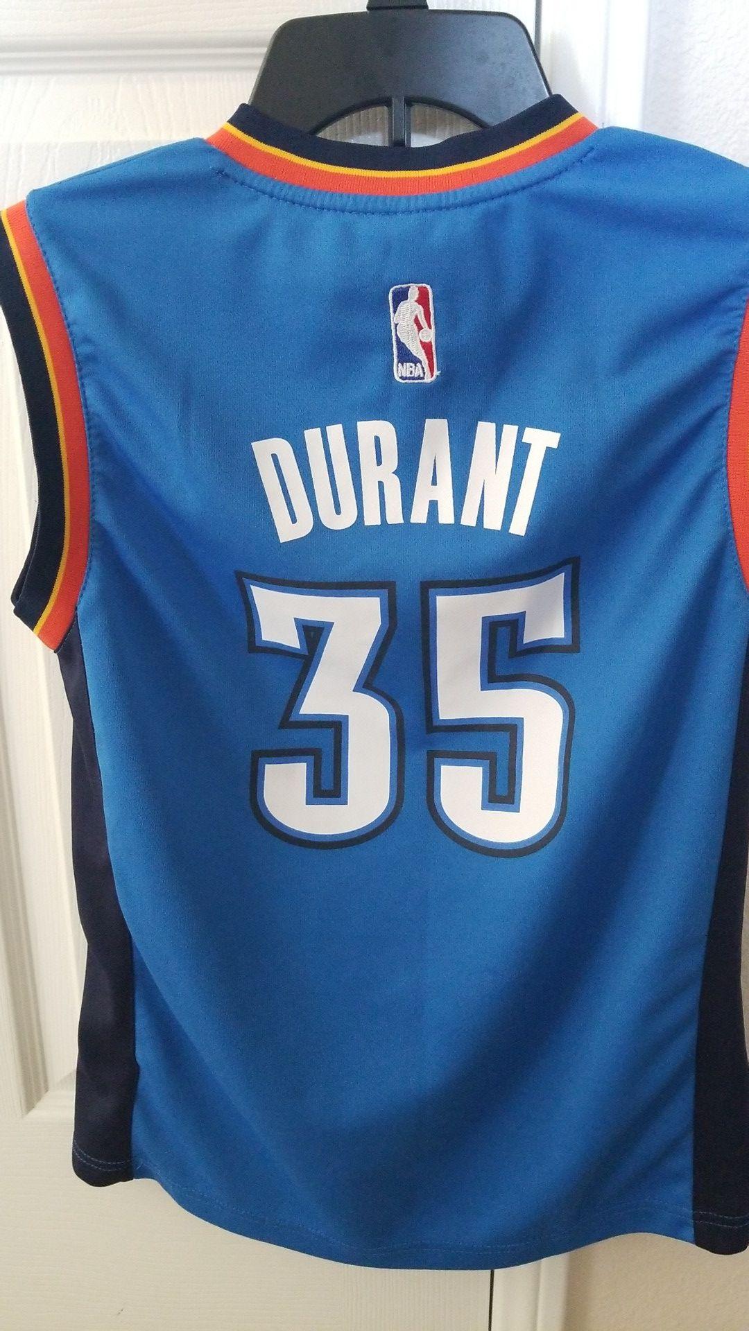 Oklahoma City- Durant Jersey. (Kids)