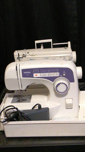2 sewing machines 1 brother and the other is a bicornuate...very good working condition for Sale in Baltimore, MD