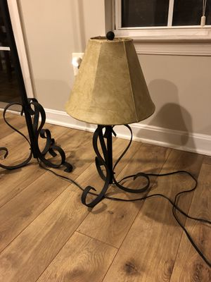 Lamps set of 2 for Sale in Leesburg, VA