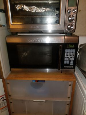 Cuisinart Microwave for Sale in Houston, TX