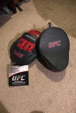 MMA Punch Mitts for Sale in Auburn, WA