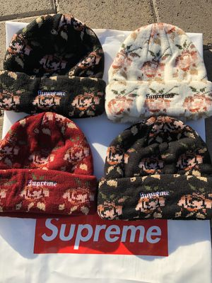 be0c2ef4 New and Used Supreme beanie for Sale in Inglewood, CA - OfferUp