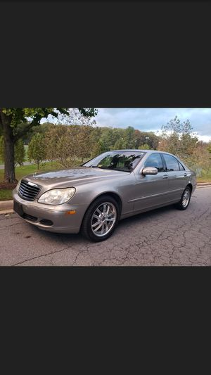 2005 Mercedes Benz S500 for Sale in Silver Spring, MD