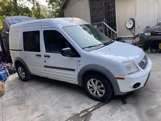 2010 ford transit connect Thumbnail