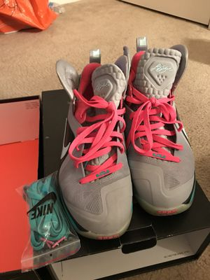 South Beach Lebron 9 for Sale in Gaithersburg, MD