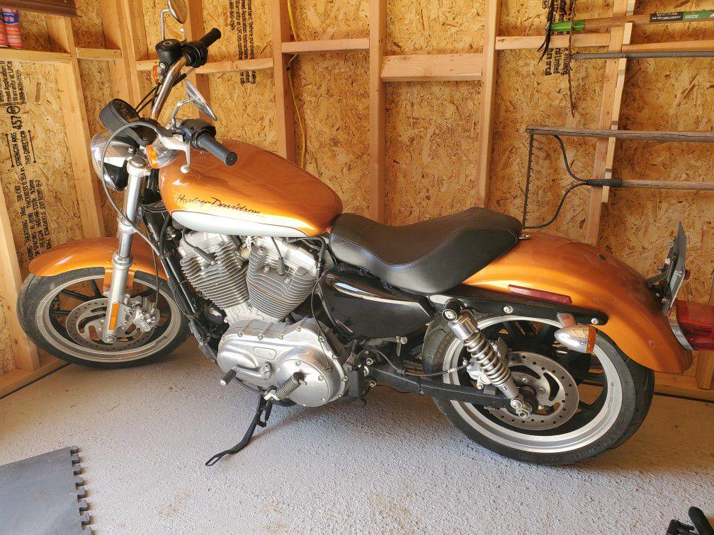Photo 2014 Harley Davidson 883 Sportster XL