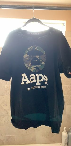 0066c7c3 New and Used Bape shirt for Sale in Mission Viejo, CA - OfferUp