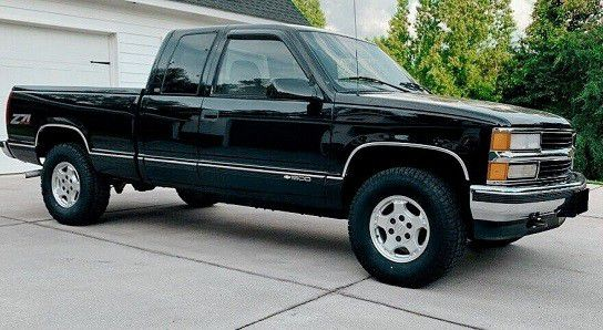 1997 Chevrolet Silverado in very good condition