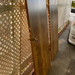 Mobile Home Interior Doors 79X30 Thumbnail