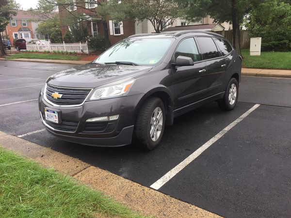 2013 Chevrolet Traverse For Sale In Centreville Va Offerup