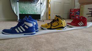 Photo Adidas & Jordan Sneakers