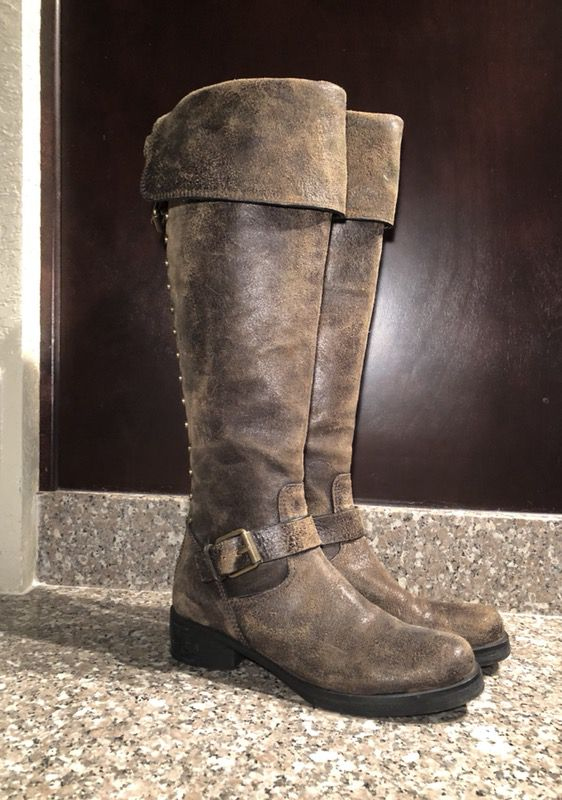 ae919f06617 Tory Burch Tarulli Over The Knee Boots for Sale in San Antonio