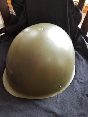German military helmet and Jacket for Sale in Mukilteo, WA
