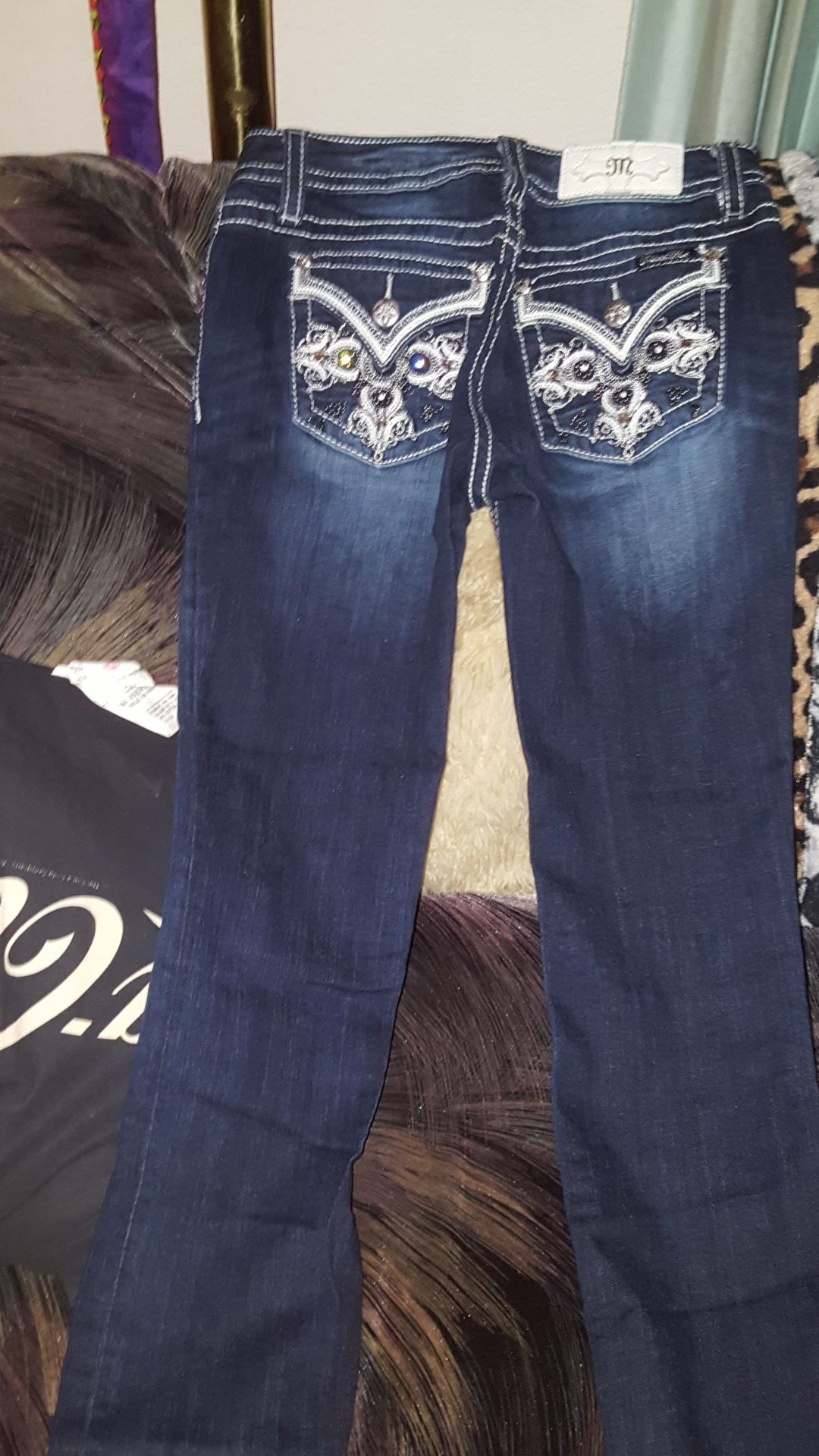 New never worn miss me jeans