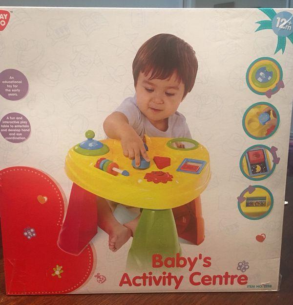 138ba6b82 Play Go Baby s activity centre for Sale in Santa Clara