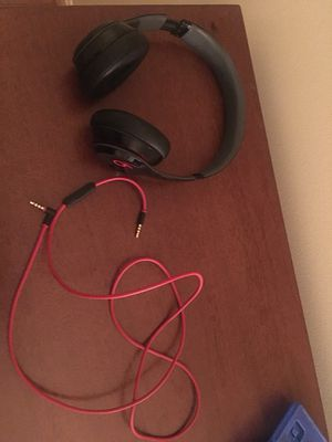 Beats solo 2 headphones for Sale in Aspen Hill, MD
