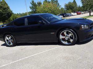 "Photo 20""chrome wheels •Dodge Charger SRT8/$1200•black leather"