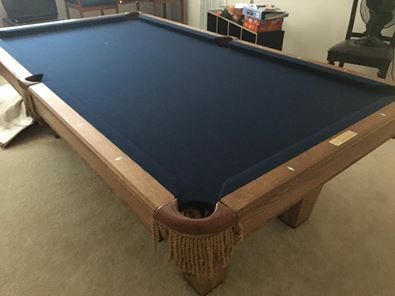 Brunswick Contender Pool Table Ft For Sale In Fort Worth TX OfferUp - Contender pool table