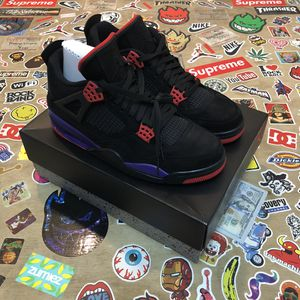 "Jordan 4 ""Raptors"" (Size 11 Men) for Sale in Germantown, MD"