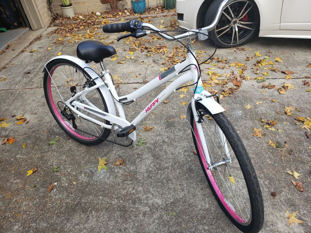 Huffy Casoria aluminum frame bike