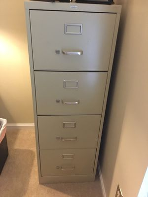 File cabinet. for Sale in Centreville, VA