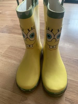 New and Used Kids rain boots for Sale in Wilmington, DE