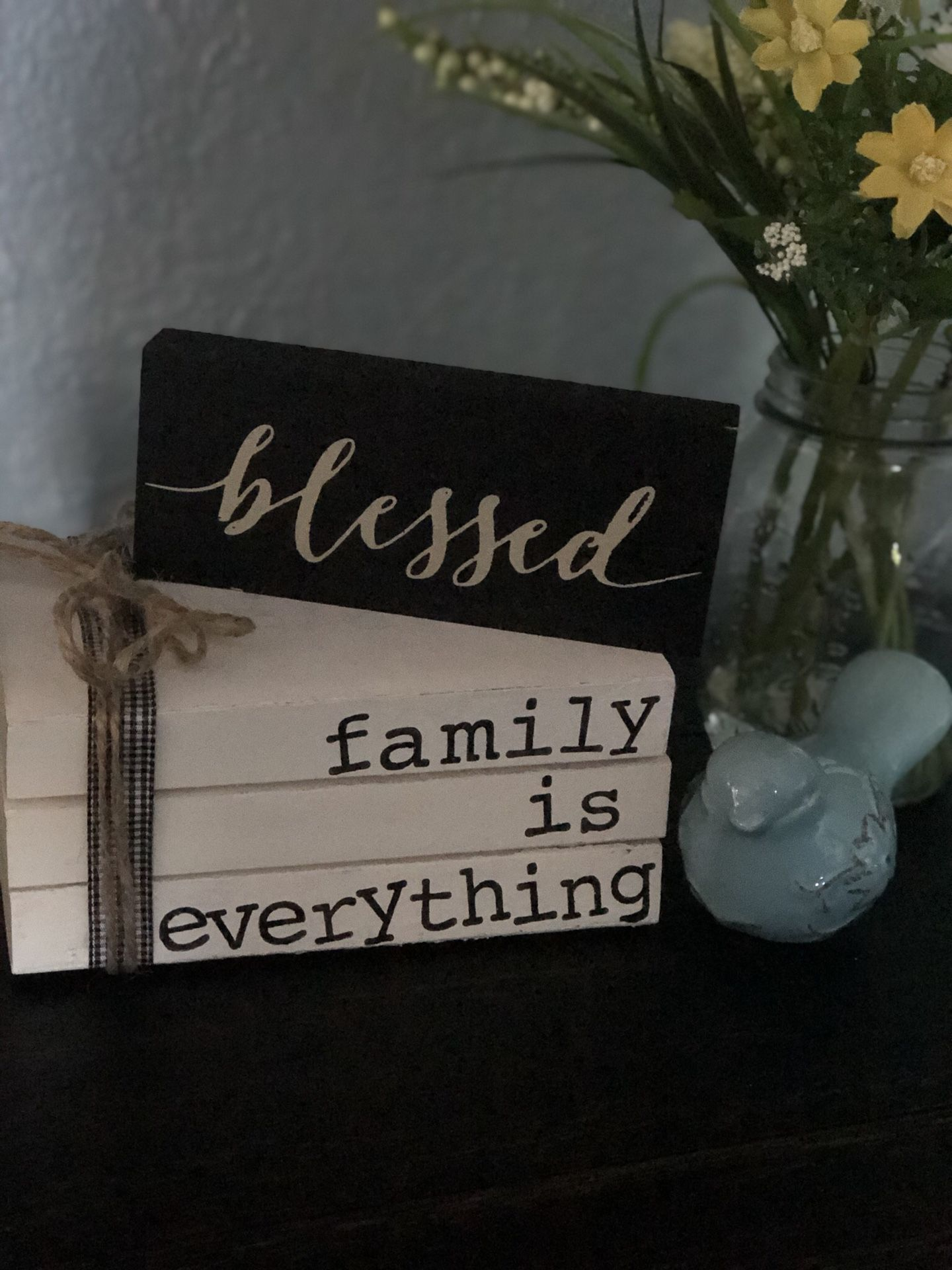 Farmhouse Stamped Book Set