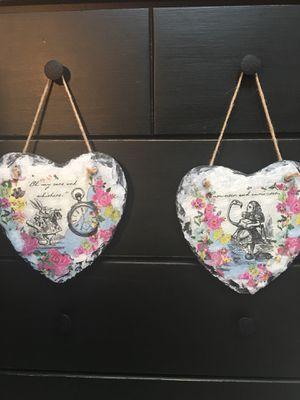 Slate hearts for Sale in Nathalie, VA