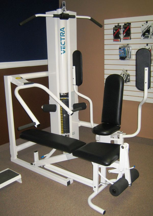 Vectra C1 Home Gym For Sale In Hampshire Il Offerup
