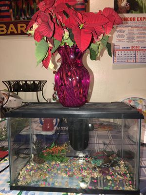 Fish tank for Sale in Silver Spring, MD