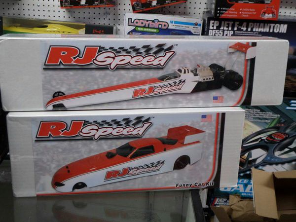 Jr's speed funny car and drag racing cars on sale for Sale in Los Angeles,  CA - OfferUp