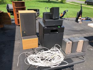 Surround Sound/Stereo Speakers for Sale in Adamstown, MD