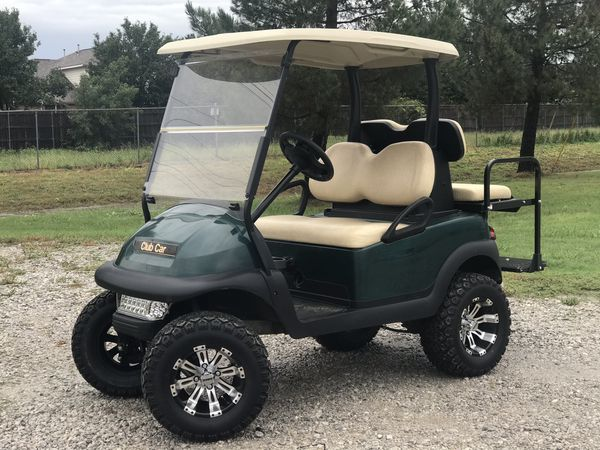 2014 Club Car Precedent 48v Golf Cart For Sale In Fort Worth Tx