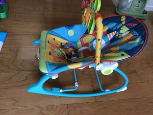 Fisher-Price® Worldwide Infant to Toddler Rocker for Sale in Mountain View, CA