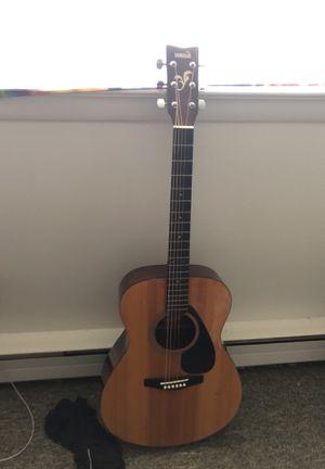 Yamaha acoustic guitar. for Sale in Staunton, VA