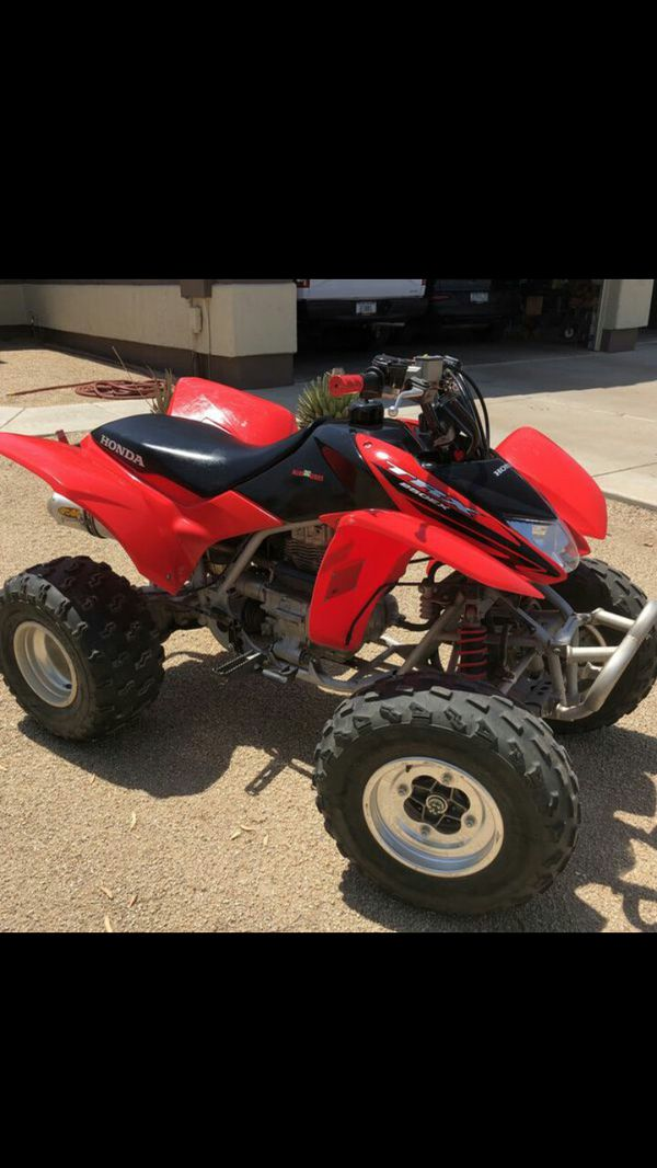 Honda Quad Trx250ex 2007  Low Miles  For Sale In Paradise