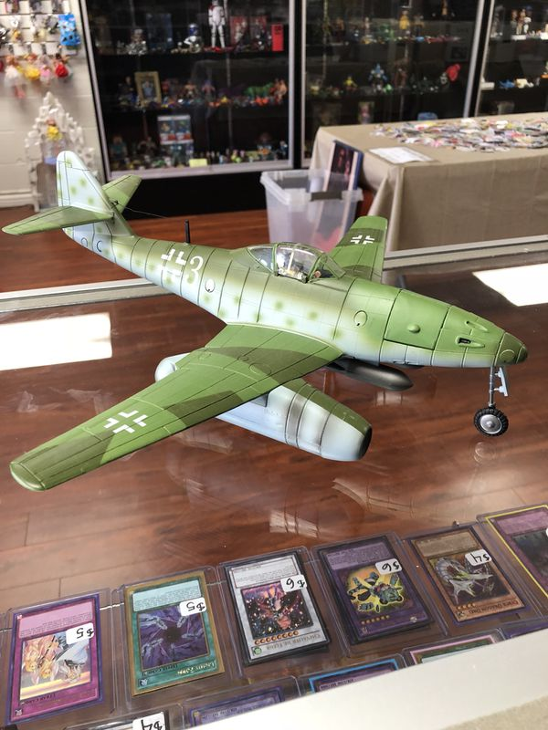 German Messerschmitt ME-262 Fighter Plane Ultimate Soldier 32X 21st Century  Toys 2002 for Sale in La Habra Heights, CA - OfferUp
