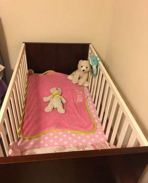 Solid wood crib for Sale in Arlington, VA