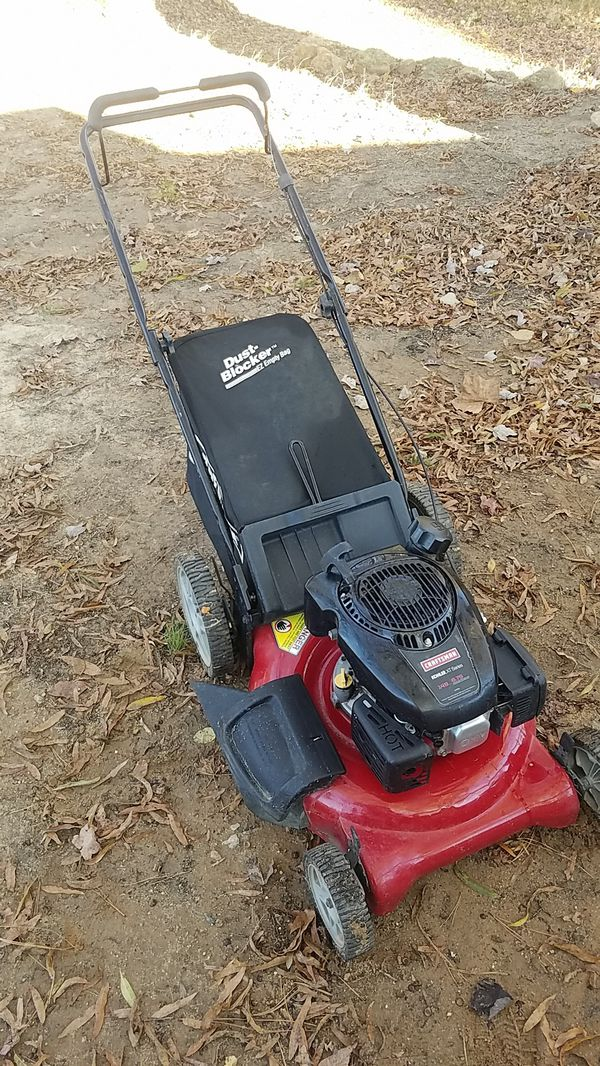Craftsman Push Lawn Mower For Sale In Wake Forest Nc