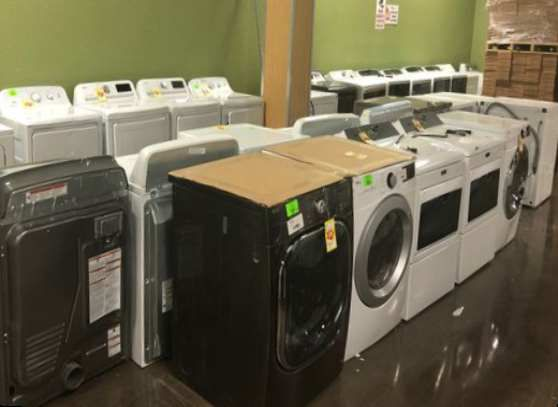Gas and Electric Dryers TS8N