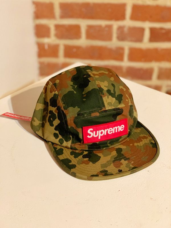 5ab9e847022 Supreme Military Camp Hat for Sale in Brooklyn
