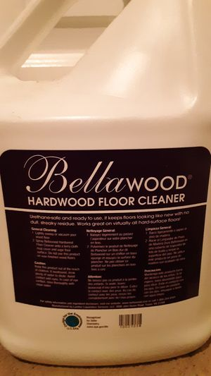bellawood hardwood floor cleaner for Sale in Burke, VA