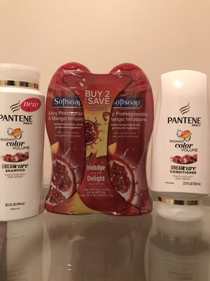 Softsoap & Pantene Radiant Color for Sale in Chicago, IL