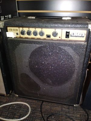 Crate CR-112B guitar amp for Sale in Baltimore, MD