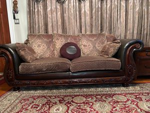 Living room set, sofa, loveseat, and chair for Sale in West Springfield, VA