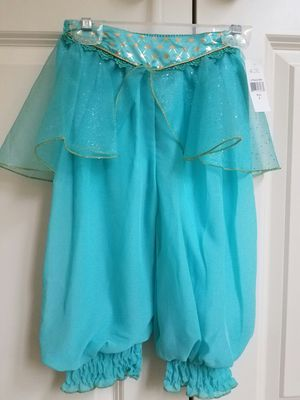 New with tags size 2 Disney Princess Jasmine Pant Only for Halloween pretend play - $12 Price firm. for Sale in Rockville, MD