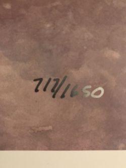 Steven Hanks signed prints (2) Thumbnail