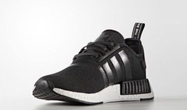 df4846859e60 Adidas NMD r1 reflective black. for Sale in Chino